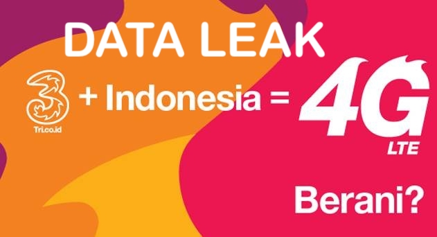 Indonesian Phone and Content Provider Tri.co.id Leaks Millions of Records Online