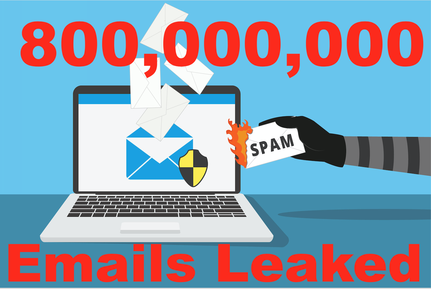800+ Million Emails Leaked Online by Email Verification Service
