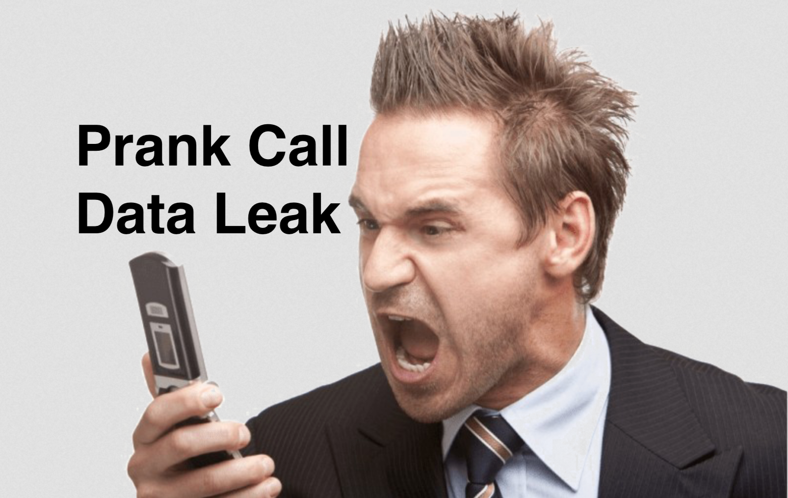 Prank Call Service PrankDial Exposed 138 Million Records Online